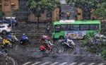 Từ ngày 8 - 14/8, Bắc Bộ mưa dông kéo dài, đề phòng thời tiết nguy hiểm