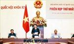 Chủ tịch Quốc hội chủ trì Phiên họp thứ nhất Hội đồng bầu cử Quốc gia