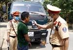 4 trường hợp cảnh sát giao thông được dừng xe