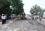 Bức xúc dự án mở rộng đường Quảng Ngãi đi Chợ Chùa triển khai 'cầm chừng'