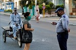 Cuba tái thắt chặt các biện pháp phòng dịch COVID-19 ở La Habana
