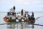 Các chuyên gia của LHQ đến Mauritius hỗ trợ ngăn chặn sự cố tràn dầu