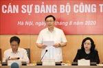 Hà Nội phấn đấu đứng đầu cả nước về thương mại điện tử