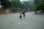 Bắc Bộ, Tây Nguyên và Nam Bộ có mưa rất lớn, nguy cơ cao lũ quét và sạt lở đất