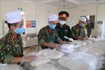 Hà Nội bảo đảm an toàn, chu đáo trong từng bữa ăn cho các công dân cách ly tập trung