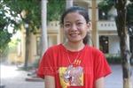 Cô học trò vùng biển đỗ thủ khoa kỳ thi tuyển sinh vào lớp 10