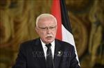 Palestine rút khỏi vai trò Chủ tịch Liên đoàn Arab