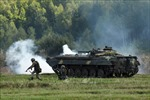 Ukraine thông báo chuẩn bị tập trận chung với NATO