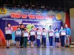 Ánh trăng ấm áp cùng học bổng Nguyễn Đức Cảnh năm học 2020 - 2021