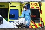 Diễn biến dịch COVID-19 nghiêm trọng gia tăng áp lực đối với Chính phủ Anh
