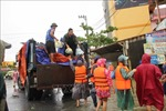 Bộ LĐTBXH đề xuất Chính phủ cấp bổ sung 6.500 tấn gạo cho 4 tỉnh miền Trung