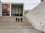 Nhiều tác phẩm nghệ thuật tại Đảo Bảo tàng Berlin bị phá hoại