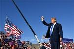 Tổng thống D.Trump tổ chức vận động tranh cử tại bang 'chiến địa' Pennsylvania