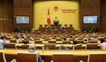 Ngày 22/10, Quốc hội thảo luận hình thức xử phạt 'ngừng cấp điện, nước'