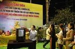 Cộng đồng người Việt Nam tại Lào cầu siêu cho các nạn nhân tử vong do lũ lụt miền Trung
