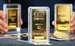 Giá vàng đi lên phiên cuối tuần tại thị trường châu Á
