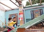 Phú Yên: 115 nhà dân bị sập, hư hỏng do bão số 9