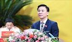 Đồng chí Đỗ Trọng Hưng được bầu giữ chức Bí thư Tỉnh ủy Thanh Hóa