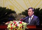 Đồng chí Vũ Đại Thắng tái đắc cử Bí thư Tỉnh ủy Quảng Bình
