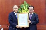Thủ tướng trao quyết định bổ nhiệm Thứ trưởng Bộ Nông nghiệp và Phát triển nông thôn