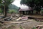 Khẩn trương khắc phục thiệt hại tại 2 huyện miền núi tỉnh Quảng Nam