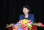 Phó Chủ tịch nước Đặng Thị Ngọc Thịnh gặp mặt Đoàn đại biểu điển hình tiên tiến tỉnh Vĩnh Long