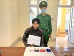 Bắt đối tượng tàng trữ ma túy tại Điện Biên