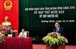 Thủ tướng phê chuẩn kết quả bầu ông Trần Thắng làm Chủ tịch UBND tỉnh Quảng Bình