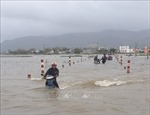 Tiếp nhận 10 tỷ đồng tỉnh Thái Nguyên ủng hộ các tỉnh miền Trung, Tây Nguyên bị thiệt hại do bão lũ