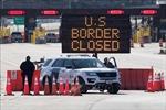 Biên giới Canada-Mỹ tiếp tục đóng cửa với hoạt động đi lại không thiết yếu