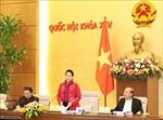 Chủ tịch Quốc hội chủ trì Phiên họp thứ hai của Hội đồng Bầu cử quốc gia