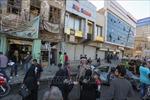 Số thương vong trong vụ đánh bom tại Iraq lên tới trên 100 người