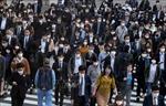Thủ đô Nhật Bản phát hiện ca mắc COVID-19 biến thể trong cộng đồng