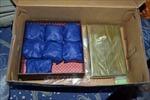 Bắt giữ 6 đối tượng mua bán trái phép 1,6 kg ma túy