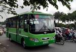 TP Hồ Chí Minh kiến nghị sử dụng xe buýt loại nhỏ theo đặc thù hạ tầng đô thị