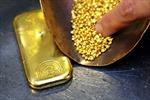 Giá vàng thế giới suy giảm tuần thứ ba liên tiếp