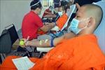 Ngày hội hiến máu tình nguyện ở Sóc Trăng