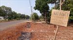 Chính quyền cảnh báo nạn 'thổi giá'đất