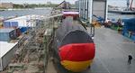 Tàu ngầm của Hải quân Đức lắp thiết bị định vị của Nga