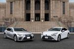 Toyota ra mắt mẫu xe Lexus và Mirai với công nghệ hỗ trợ tự lái
