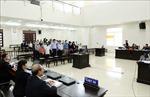 Xét xử vụ Gang thép Thái Nguyên: Luật sư xin đổi tội danh cho các bị cáo