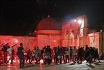 Bạo lực tiếp diễn tại Jerusalem