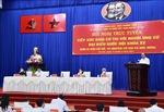 Chủ tịch nước tiếp xúc cử tri, vận động bầu cử trực tuyến tại huyện Củ Chi, TP Hồ Chí Minh