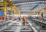 Công nghiệp và thương mại đều duy trì đà tăng trưởng