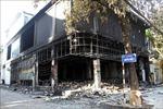 Nghệ An: Điều tra nguyên nhân vụ cháy làm 6 người tử vong tại phòng trà