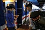 Từ ngày 17/6, ngành đường sắt chạy lại đôi tàu khách SE3/SE4 Hà Nội - TP Hồ Chí Minh
