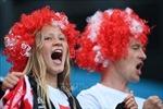 Sức nóng từ các khán đài EURO 2020