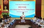 Bắc Ninh: Bảo đảm an toàn phòng, chống dịch COVID-19 trong các kỳ thi