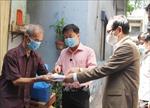 Hỗ trợ hơn 3,4 tỷ đồng các gia đình khó khăn do dịch COVID-19 ở TP Hồ Chí Minh