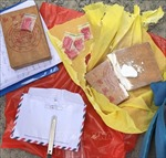 Bắt quả tang vụ vận chuyển ma túy lớn nhất từ trước đến nay tại Cà Mau